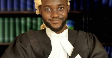 "Law School: ""I passed the Bar exams without knowing the way to the library""- Alade Oluwatoyin (Legal Poet) 6"