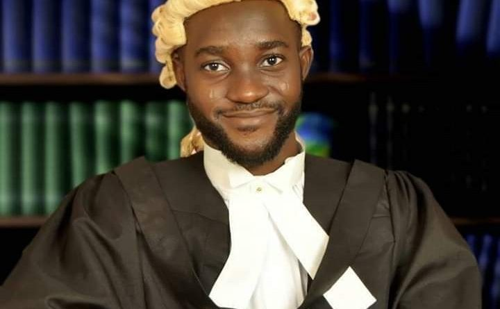 "Law School: ""I passed the Bar exams without knowing the way to the library""- Alade Oluwatoyin (Legal Poet) 7"