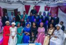NICE PHOTOS: ABU Archi Class of 2019 Final year Dinner