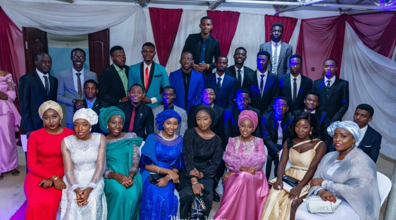 NICE PHOTOS: ABU Archi Class of 2019 Final year Dinner 10