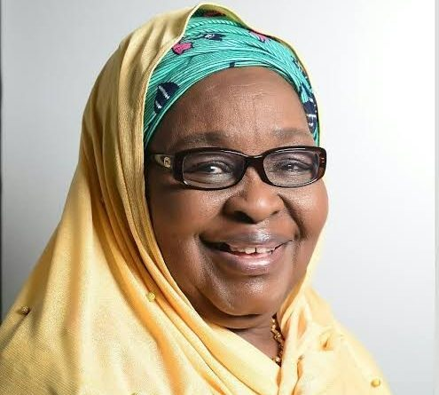 Hajiya Saratu Iya Aliyu: The 1st female Northerner to head NACCIMA as National President 1