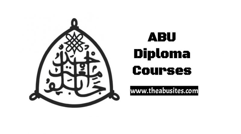 Full List of 129 ABU PGD Courses, Diplomas, and Certificate Courses 1