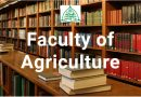 ABU PG Courses and Admission Criteria for Faculty of Agriculture