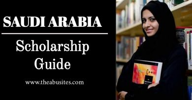SAUDI SCHOLARSHIP 2020: Guide to the Best Study in Saudi Arabia Scholarships 6