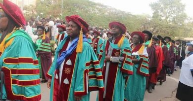 Need to up retirement age of Nigerian University professors