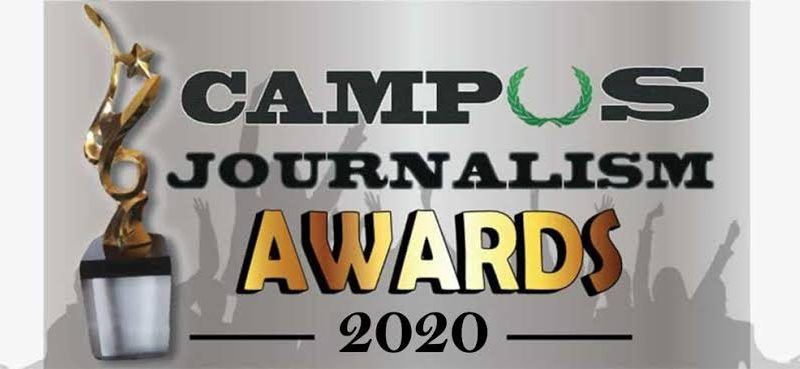 2020 Campus Journalism Awards Call for Entries, Nominations 1