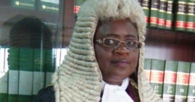 Justice Monica Dongban-Mensem: The New President, Court of Appeal 4