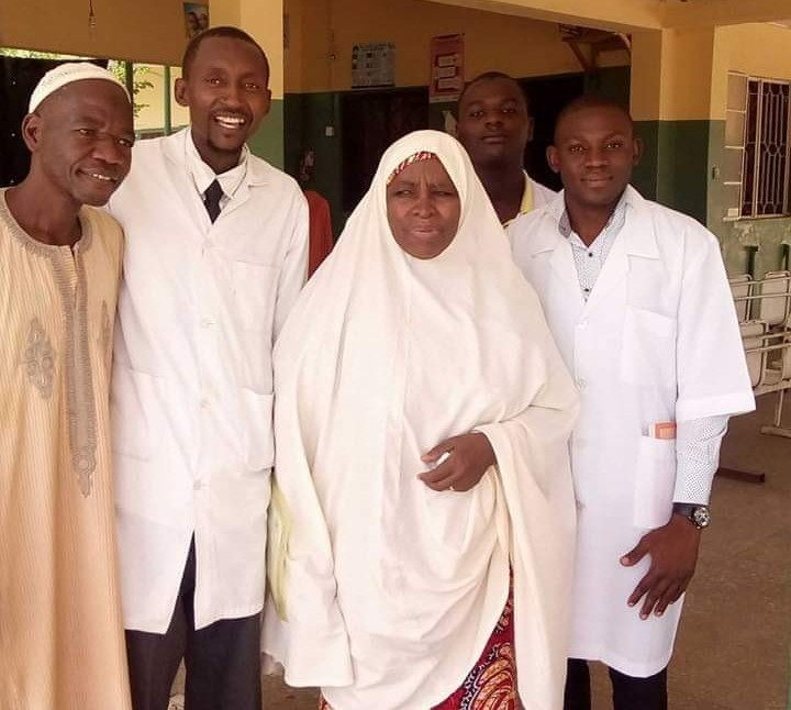 Dr (Mrs.) Halima Yalwa Adamu