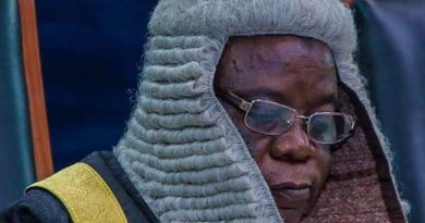 Justice Amiru Sanusi: An Eminent Jurist Bowed Out of the Supreme Court 4
