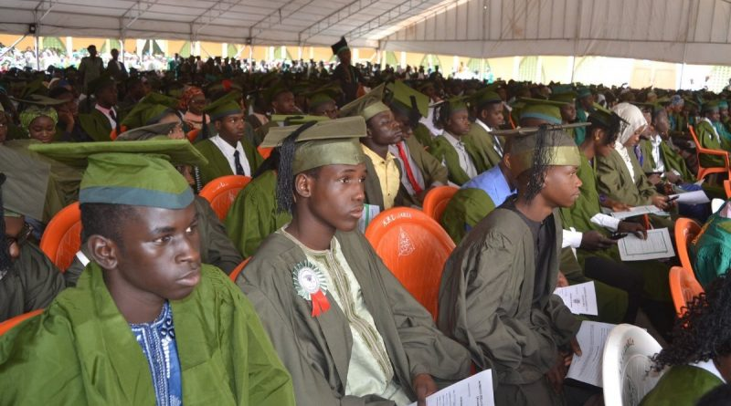 ABU Matriculates 10,000 Students, out 40,000 UTME and DE Applications 1