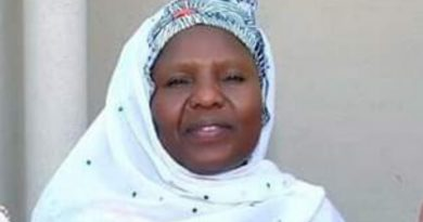 Dr. Habiba Muda Lawal: Fmr. Secretary to the Government of the Federation