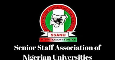 Why we are mobilising for a nationwide protest - SSANU 6