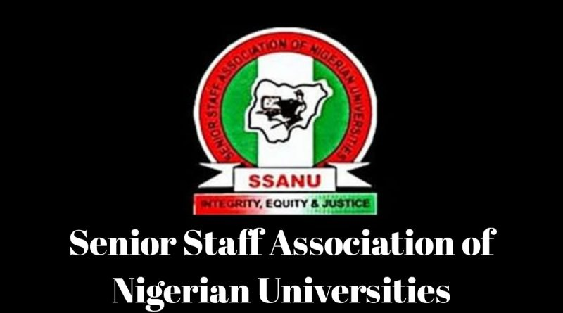 SSANU gives FG 14-day ultimatum over IPPIS, to embark on indefinite strike 1