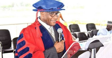 Prof Gidado Tahir: Renowned Professor of Education 5