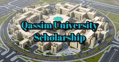 Apply for Fully Funded Qassim University Scholarship 2021 5