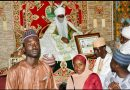 Emir of Kano Muhammadu Sunusi II Honored by ABU Students.
