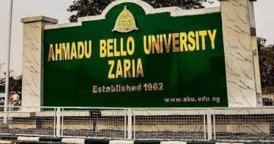 Why Zazzau Emirate Development Association Reject New ABU VC 5