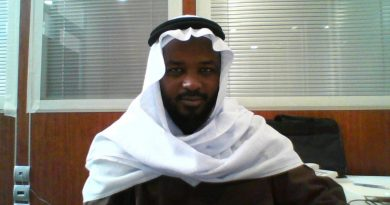 Dr. Salihu Lukman: Abusite Who Pioneered The Creation of New Programs & Depts in Saudi Arabia 5