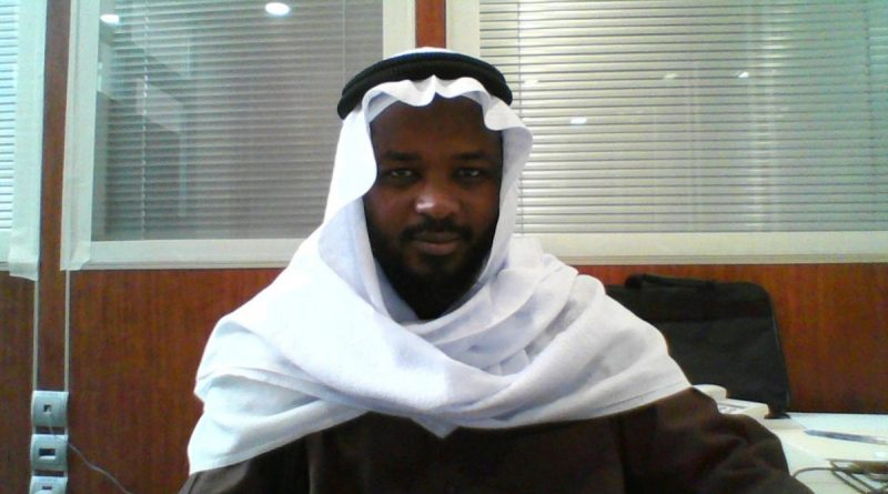 Dr. Salihu Lukman: Abusite Who Pioneered The Creation of New Programs & Depts in Saudi Arabia 2