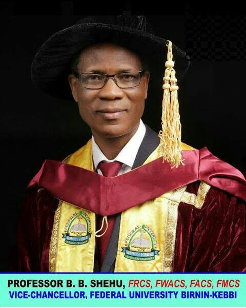 Prof Bello Shehu: A Neurosurgeon of Global Repute