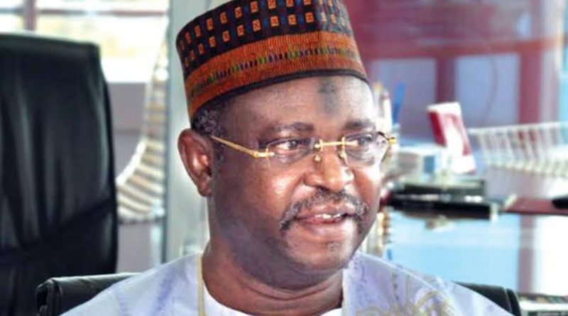 Ghali Umar Na'Abba: The 7th Speaker, Nigerian House of Representatives 1