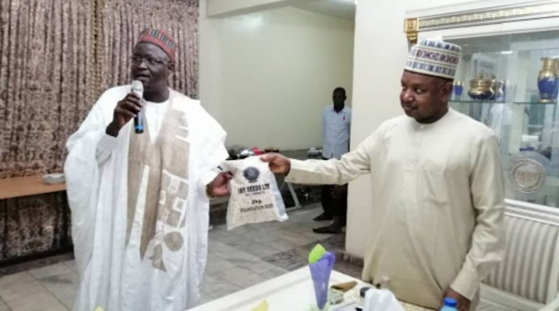 Partnership between Kebbi State & IAR-ABU Zaria will boost agriculture - Prof Ishiyaku 1