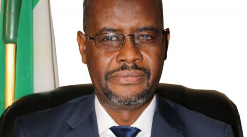 Dr. Gambo Aliyu Gumel: DG National Agency for the Control of AIDS (NACA) 10