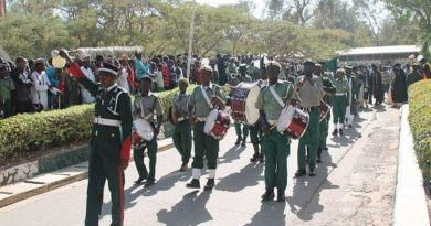 ABU Direct Security to enforce Compulsory use of face Mask on all Campuses 5
