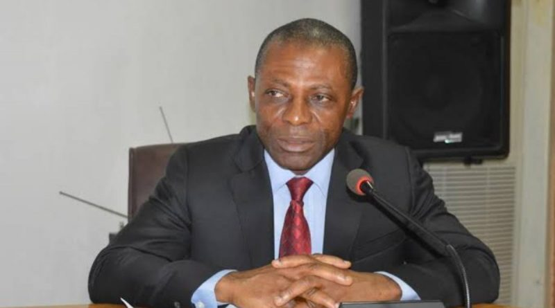 Mr. Anthony Ayine: The Auditor-General of the Federation 1