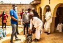 Enactus ABU Distributes Food Items to Families in Zaria
