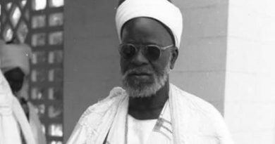 Sir Kashim Ibrahim: Pioneer Chairman, Provisional Council of ABU Zaria. 7
