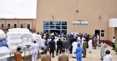COVID-19: Sir Emeka Offor donates 100 hospital bed sets worth 48.5M to ABUTH Zaria 5