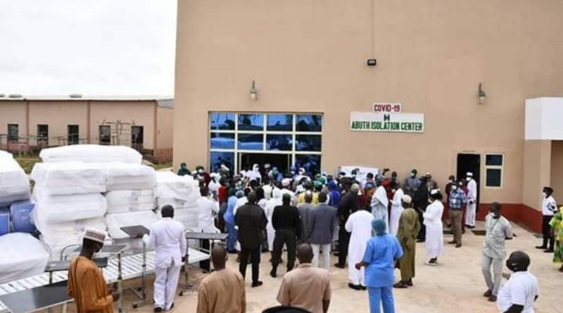 COVID-19: Sir Emeka Offor donates 100 hospital bed sets worth 48.5M to ABUTH Zaria 7