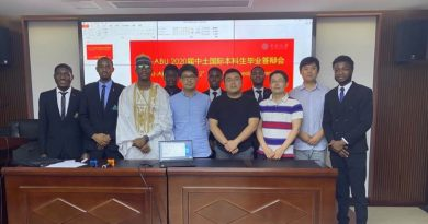 Newly Graduated ABU Students in China offered Scholarship for Masters 3