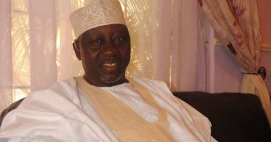 Umaru Tanko Al-Makura: 3rd Executive Governor of Nasarawa State. 6