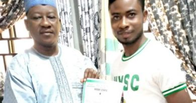 Abusite Corper Awarded for Renovating and Constructing Boreholes in Kebbi 6