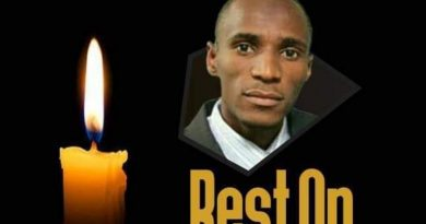 In Remembrance of Late Comrade Auwal Shanono, quintessential student leader 4
