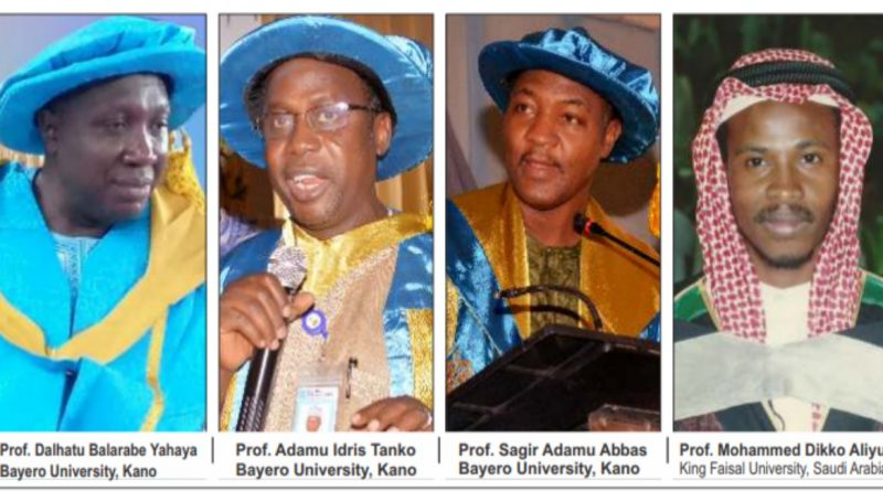 BUK shortlists Prof Mohammed Dikko Aliyu, three others for VC 3