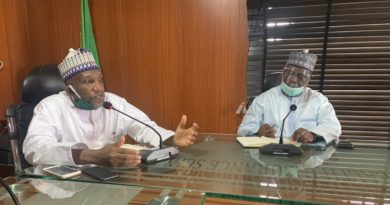 ABU VC visits TETFUND, NUC, NHIS, REA, NNRA to seek collaborations [photos] 6