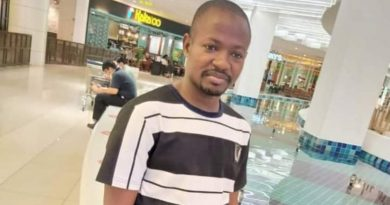 Abusites mourn Nura Magawata, A former ABU Overall Best graduating Student 5