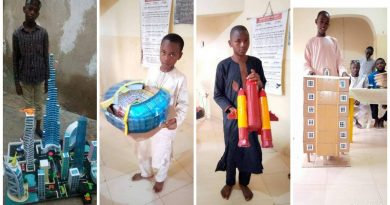 Nurturing Local Creativity: The story of Sadisu Hassan Maidabino, A 500L Student of ABU Zaria 6