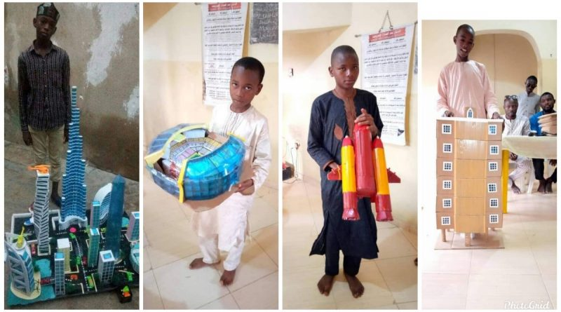 Nurturing Local Creativity: The story of Sadisu Hassan Maidabino, A 500L Student of ABU Zaria 10