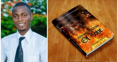 Armageddon Of Love: A poetry collection by Hassan Idris 6