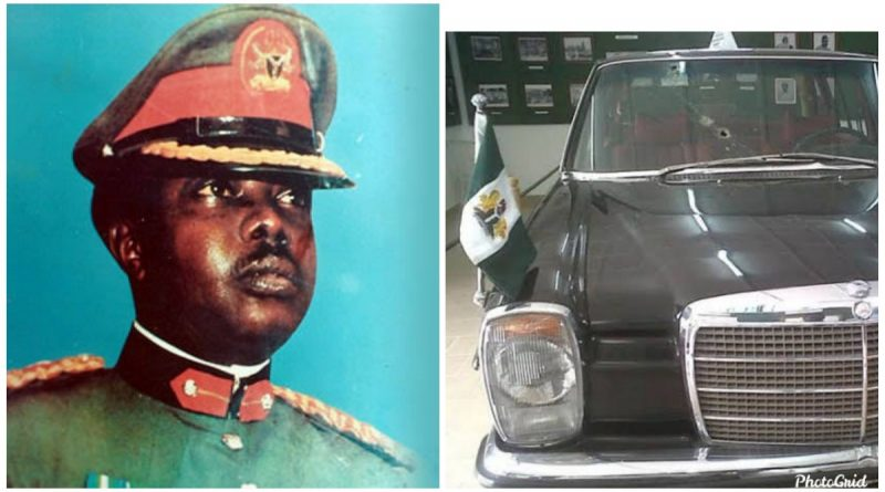 Written in ABU: The famous 'Africa has come of age' speech by Murtala Muhammed 7