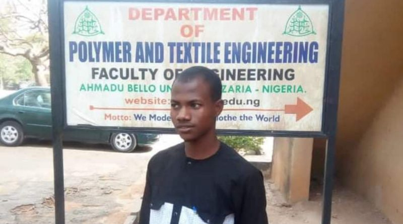 400L ABU Student killed in a ghastly motor accident in Kaduna 1
