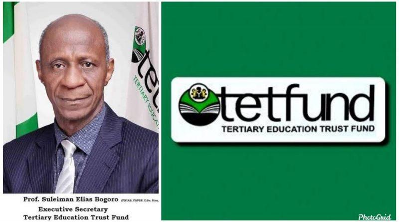 Qualitative higher education key to national development — TETFund Chief 9