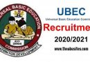 How to Apply for UBEC Federal Teachers Scheme (FTS) 2020/2021