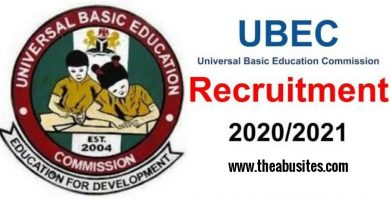 How to Apply for UBEC Federal Teachers Scheme (FTS) 2020/2021 5