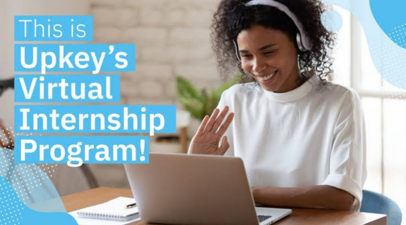 Opportunity: Apply for the free Upkey's Virtual Internship Program! 1