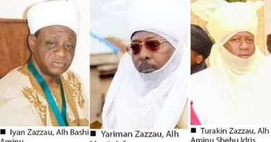 New Emir of Zazzau: Kaduna govt confirms receiving names of nominees 4
